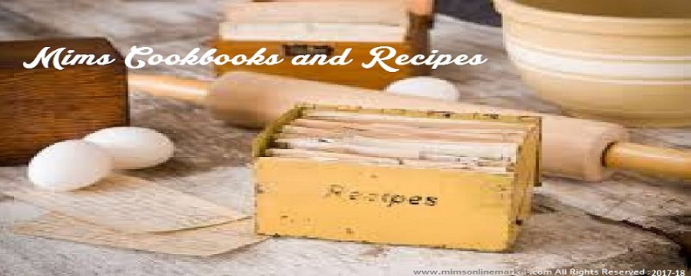 Mim's Cookbooks & Recipes – Around the World